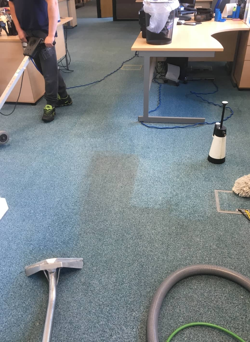 Carpet Cleaning Before & After Photos 8